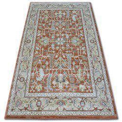 Carpet ARGENT - W7039 Flowers Terra / Beige