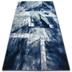 Carpet Wool SPLENDOR HELIKE graphite