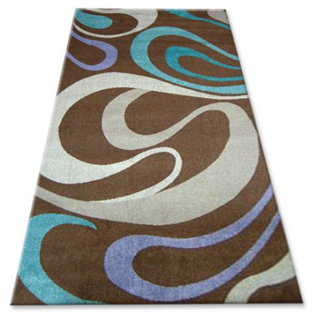 Carpet BOLOGNA 416 brown