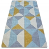 Carpet NORDIC LEGO yellow G4578