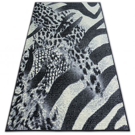 Carpet BCF SAFARI 3912 black/grey