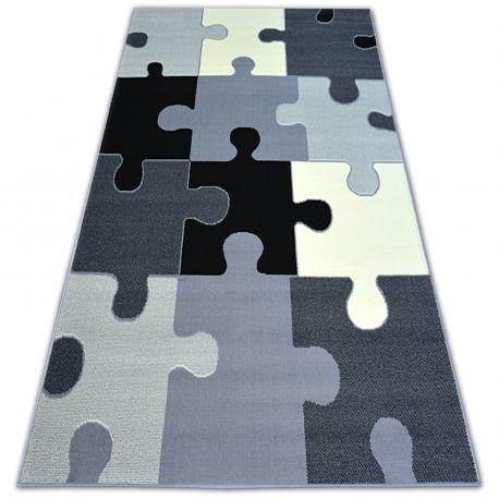 Carpet BCF PUZZLE 3973 grey