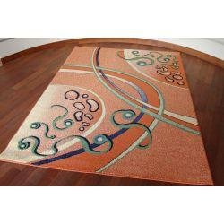 Carpet WELIRO KOKOS terracotta