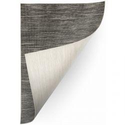 Carpet DOUBLE 29201/095 graphite melange/melange beige double-sided