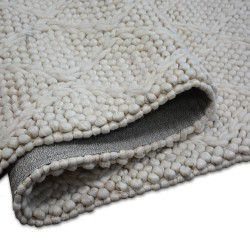 Carpet Hills Wool 93520 ivory
