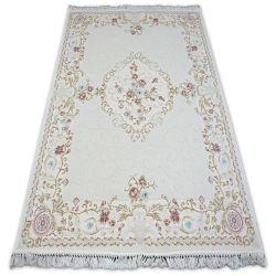 Carpet ACRYLIC MIRADA 0140 Cream/Pembe Fringe