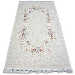Carpet ACRYLIC MIRADA 5412 Cream/Kemik Fringe