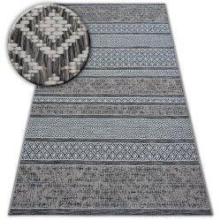 Carpet LOFT 21118 ivory/silver/grey