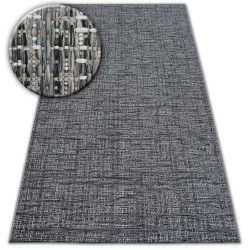 Carpet LOFT 21126 silver/ivory/grey