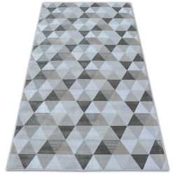 Carpet NOBIS 84166 cream - Triangles