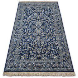 Carpet WINDSOR 22935 navy - Flowers