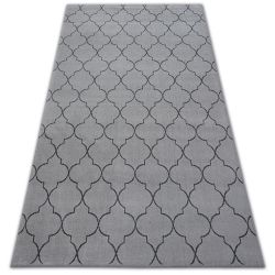 Carpet SENSE 81220 silver/anthracite