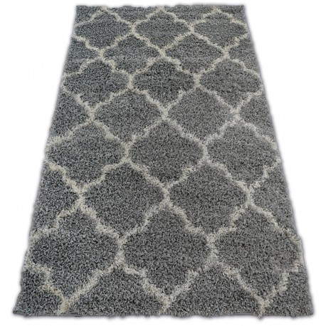 Carpet SHAGGY GALAXY - 8175 grey Trellis