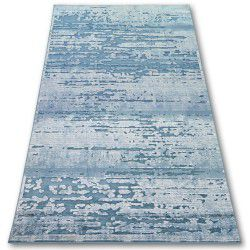 Carpet ACRYLIC YAZZ 3520 CLOUDS blue / cream