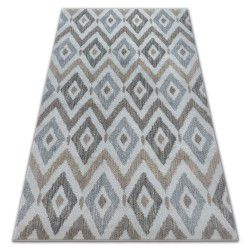 Carpet SOFT 6024 Light blue