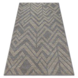 Carpet SOFT 8028 Light brown/Light beige
