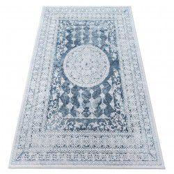 Carpet ACRYLIC VALENCIA 2328 Blue/Ivory