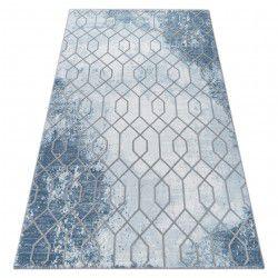 Carpet ACRYLIC VALENCIA 3951 Blue/Grey