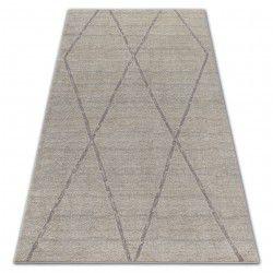 Carpet SOFT 8033 Cream/Light brown