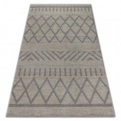 Carpet SOFT 8034 Cream/Light brown