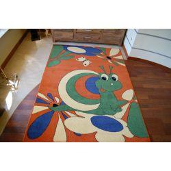Carpet WELIRO MACIUŚ terracotta