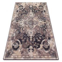Carpet Wool KERMAN Mela sand