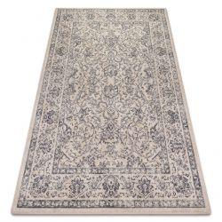 Carpet Wool KERMAN Temion alabaster