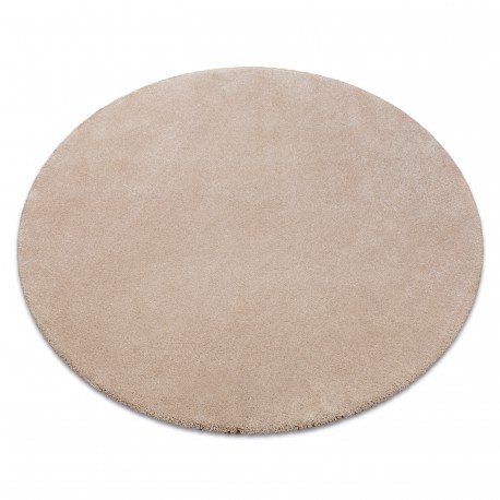 Carpet, round STAR beige