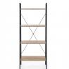 Bookcase NARVIK REG-2