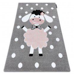 Carpet PETIT DOLLY grey