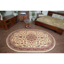Carpet oval EDEN KORDOBA sand