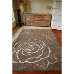 Carpet STRUCTURAL ROZITA dark beige