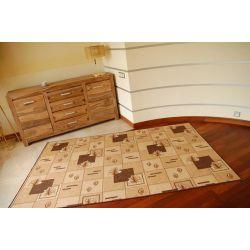 Carpet POLKA brown