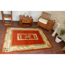 Carpet DIAMOND 5123 terracotta