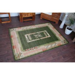 Carpet DIAMOND 5123 green