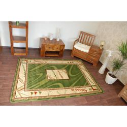 Carpet DIAMOND 5233 green