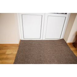 doormat LIVERPOOL 60 light brown