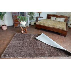 Carpet SHAGGY NONA brown