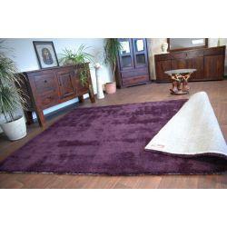 Carpet SHAGGY NONA dark purple