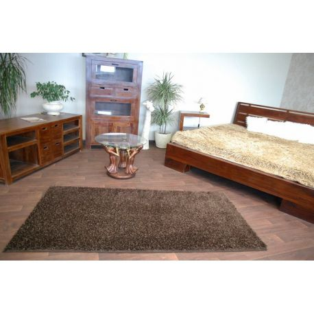Carpet SHAGGY CARNIVAL brown