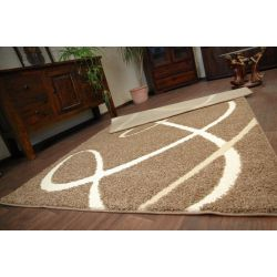Carpet STRUCTURAL NICOLE dark beige