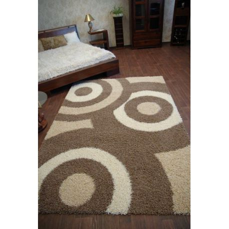 Carpet COZZY MARSA dark beige