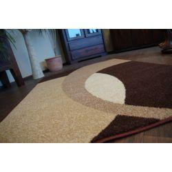 Carpet CARAMEL MOCCA brown