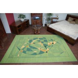 Carpet FRYZ GLOSTER green