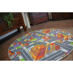 Carpet circle STREETS BIG CITY