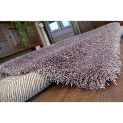 Carpet SHAGGY SPECTRUM pink/plum