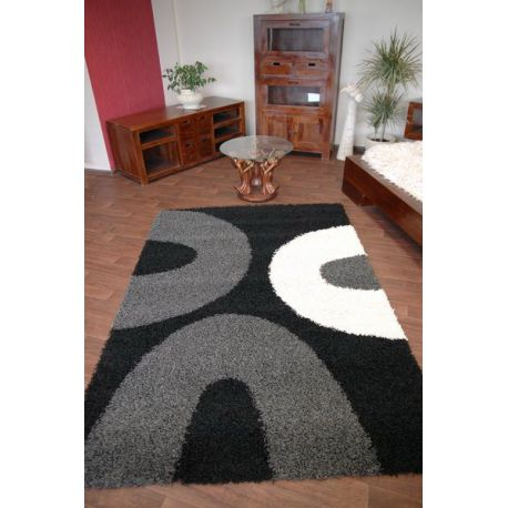 Carpet COZZY MOSTA black