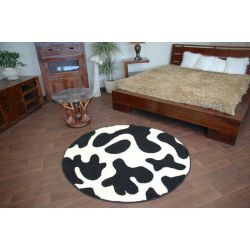 Carpet BCF circle COW