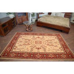 Carpet POLONIA HUSARSKI light ruby
