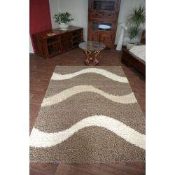 Carpet COZZY UGANIK dark beige